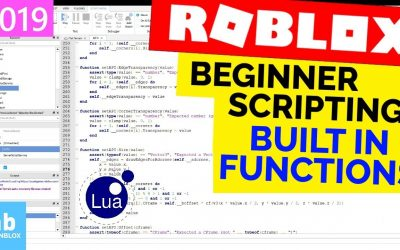 How To Use Built-in Functions On Roblox