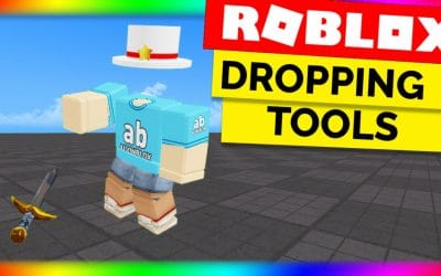 Roblox Tool Dropping – CanBeDropped – Enable/Disable Tool Drop Ability