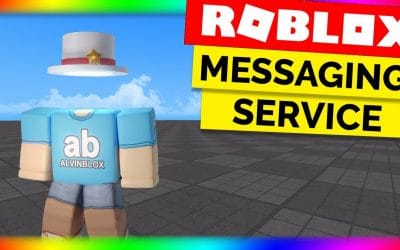 Roblox MessagingService Tutorial