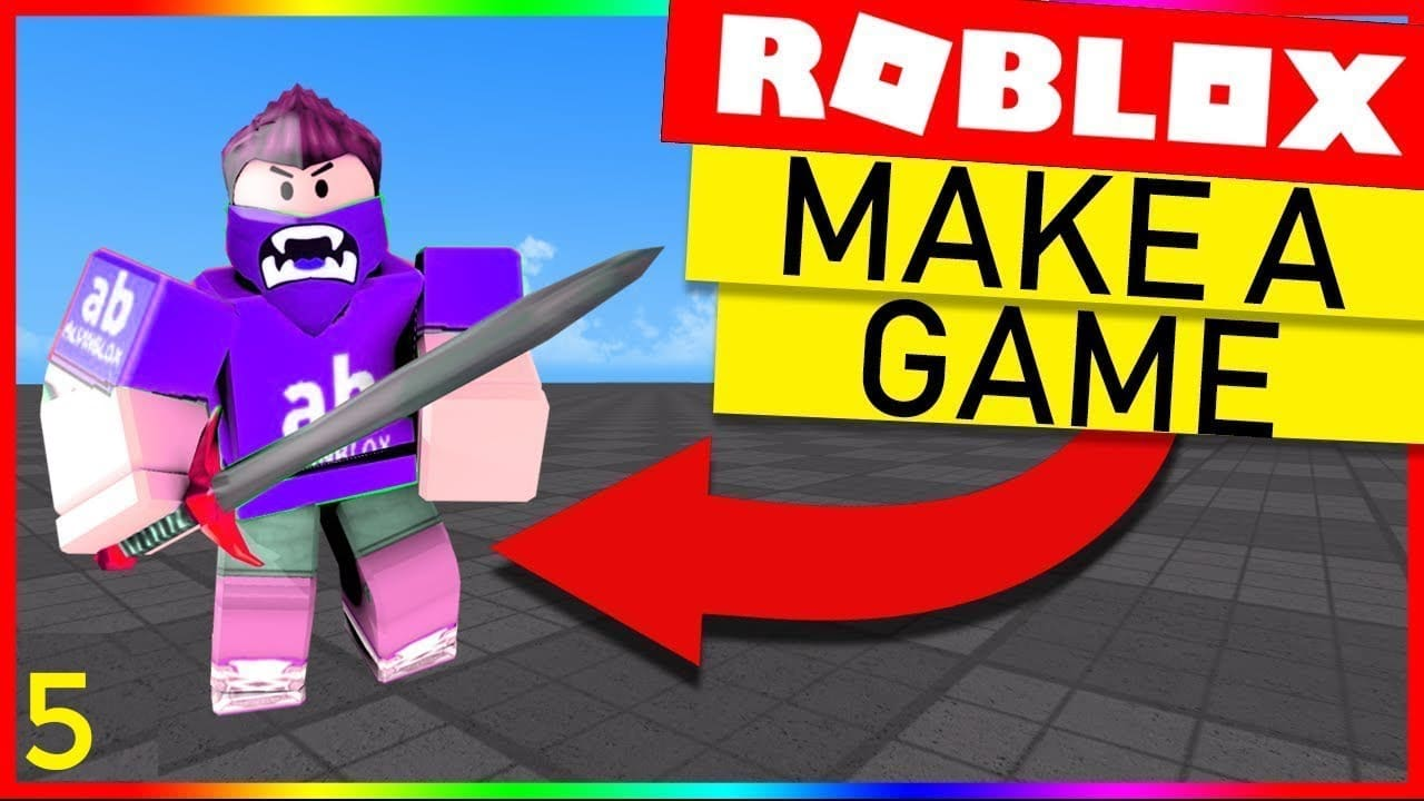 Shop GUI – How To Make A Roblox Game (Sword Fight) – Part 5