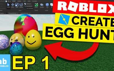 Make A Roblox Egg Hunt Game