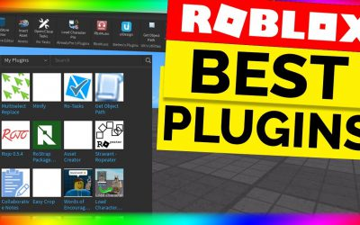 Best Plugins For Roblox Studio