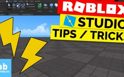 Roblox Studio Tips & Tricks