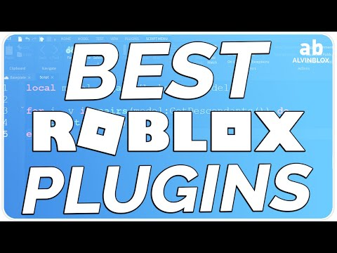 AlvinBlox's NEW Favourite Plugins! (Brand new plugins)